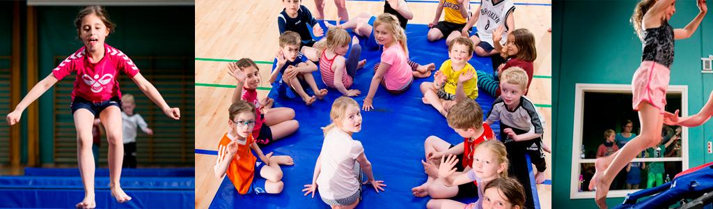 SKBGYM - Gymnastikskole