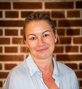 Anne Blirup - Frivilligkoordinator Skanderborg Gymnastikforening