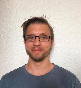 Steve Tegtmejer - Formand Skanderborg Gymnastikforening